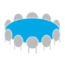 Toptableplanner logo icon