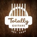 Totally Guitars logo icon