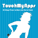 Touch My Apps logo icon