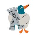 Tour D Argent logo icon