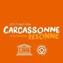 Carcassonne logo icon