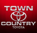 Town And Country Toyota logo icon