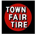 Town Fair Tire logo