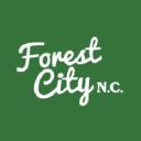 Town Of Forest City logo icon