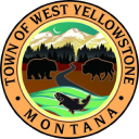 The Town of West Yellowstone logo