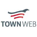 Town Web logo icon