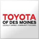 Toyota Of Des Moines logo icon