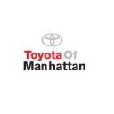Toyota of Manhattan logo