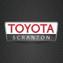 Toyota of Scranton logo