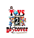 Toys 2 Discover logo icon