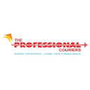 The Professional Couriers logo icon