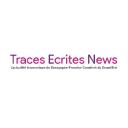 Traces Ecrites logo icon