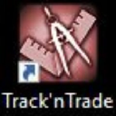 Track 'N Trade logo icon
