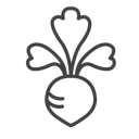 Tractor Foods logo icon