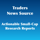 Traders News Source logo icon