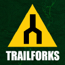 Trailforks logo icon