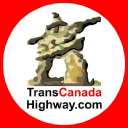 Trans Canada Highway logo icon
