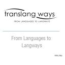 Trans Lang Ways logo icon