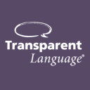 Transparent Language logo icon
