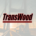 Trans Wood logo icon