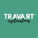 Travart logo icon