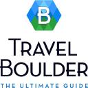 Travel Boulder logo icon