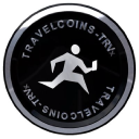 Travel Coin Ico logo icon