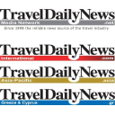Travel Daily News logo icon