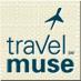 Travel Muse logo icon