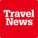 Travel News logo icon