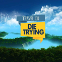 Travel Or Die Trying logo icon