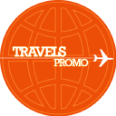 Travels Promo logo icon
