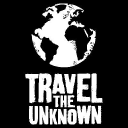 Travel The Unknown logo icon