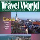 Travel World News logo