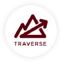 Traverse logo icon
