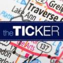 The Ticker logo icon