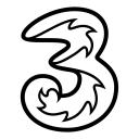 Tre logo icon