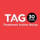 Treatment Action Group logo icon