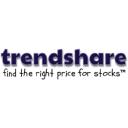 Trendshare logo icon