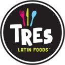 Tres Latin Foods logo icon