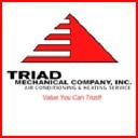 Triad Mechanical Company Inc logo