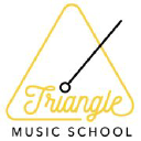 Triangle Music School logo