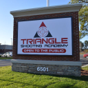 Triangle Shooting Academy logo icon