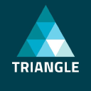 Triangle Sign & Service Logo