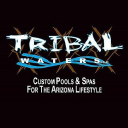 Tribal Waters Custom Pools logo