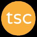 Tribeca Skin Center logo icon