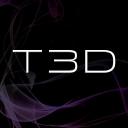 Trick 3 D logo icon