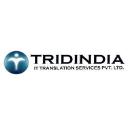 Trid India logo icon