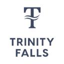 Trinity Falls logo icon