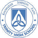 Trinity High School logo icon